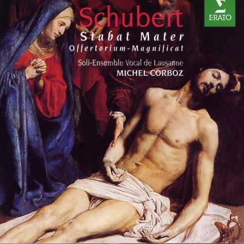 Corboz: Schubert - Stabat Mater, Offertorium, Magnificat (APE)