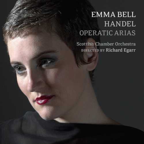 Egarr, Bell: Handel - Operatic Arias (96kHz / 24bit, FLAC)