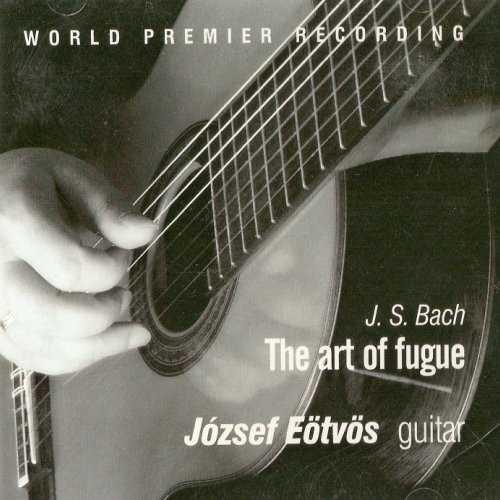 Eotvos: Bach The Art of Fugue (2 CD, FLAC)