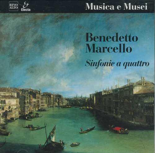 Ephrikian: Marcello - Sinfonie a Quattro (FLAC)