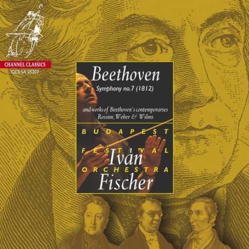 Fischer: Beethoven - Symphony no.7 (96kHz / 24bit, FLAC)