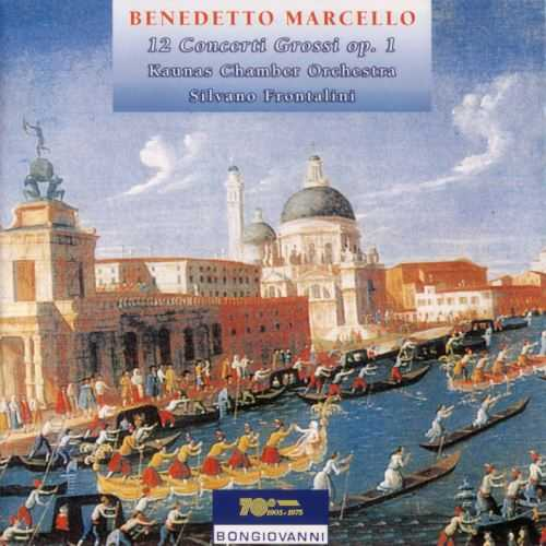 Frontalini: Marcello - 12 Concerti Grossi op.1 (2 CD, FLAC)