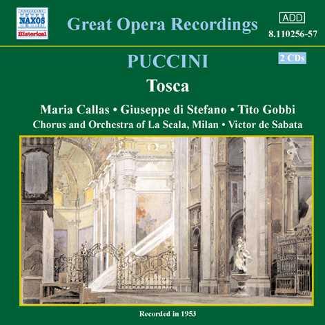 De Sabata: Puccini - Tosca (2 CD, APE)
