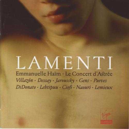 Emmanuelle Haim: Lamenti (APE)