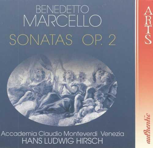 Hirsch: Marcello - Sonatas op.2 (2 CD, FLAC)