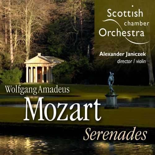 Janiczek: Mozart - Serenades (88kHz / 24bit, FLAC)
