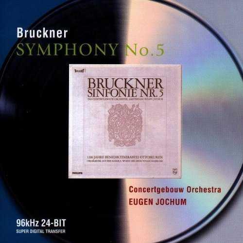 Jochum: Bruckner - Symphony no.5 (APE)