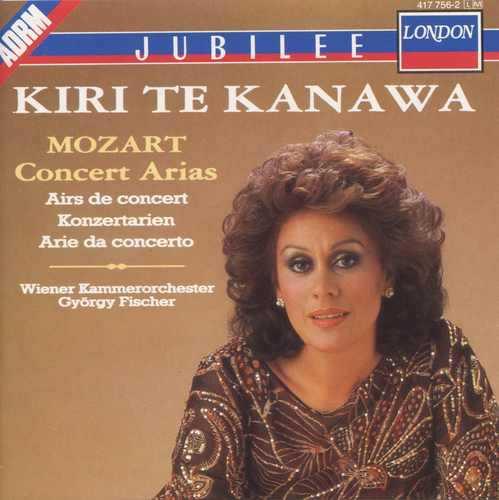 Kiri Te Kanawa: Mozart - Concert Arias (FLAC)