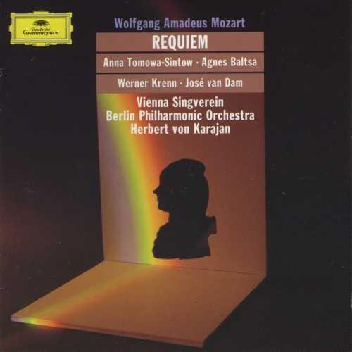 Karajan: Mozart - Requiem K.626 (FLAC)