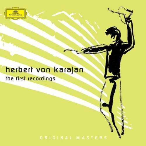Herbert von Karajan - The First Recordings (6 CD box set, APE)