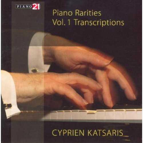Katsaris: Piano Rarities, vol.1 Transcriptions (APE)