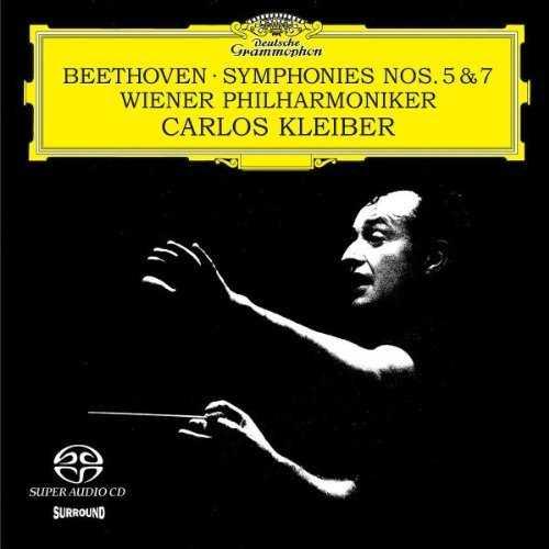 Kleiber: Beethoven - Symphony 5 & 7 (88kHz / 24bit, FLAC)
