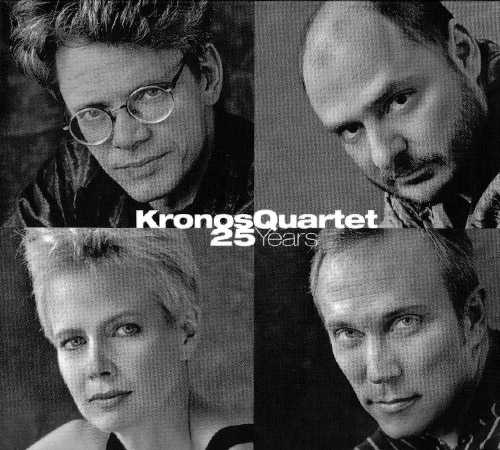 Kronos Quartet - 25 Years (10 CD box set, APE)