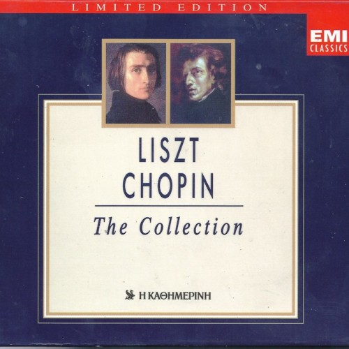 Liszt, Chopin - The Collection (5 CD, FLAC)