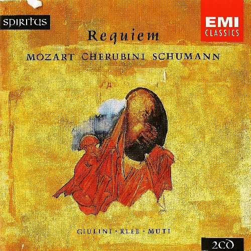 Mozart, Cherubini, Schumann - Requiem (2 CD, FLAC)