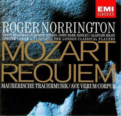 Norrington: Mozart - Requiem (FLAC)