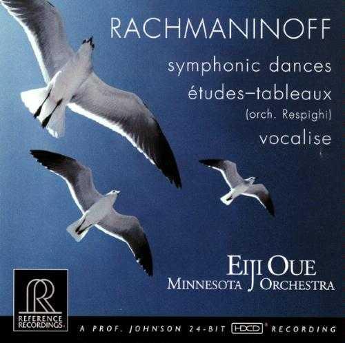 Oue: Rachmaninov - Symphonic Dances (96kHz / 24bit, FLAC)