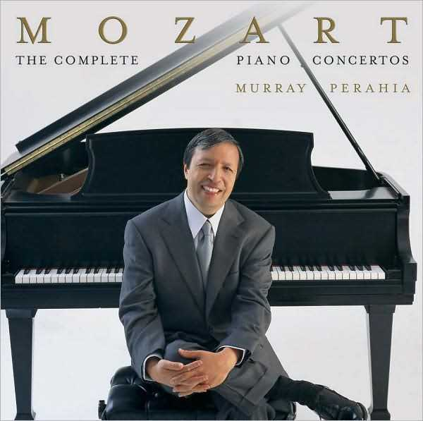 Perahia: Mozart - The Complete Piano Concertos (12 CD box set, FLAC)