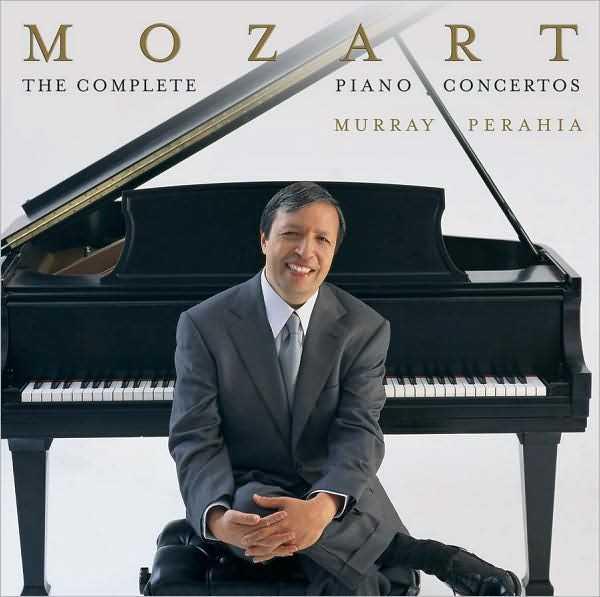 Perahia: Mozart - The Complete Piano Concertos (12 CD box set, FLAC)