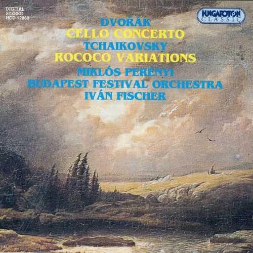Perenyi, Fischer: Dvorak - Cello Concerto, Tchaikovsky - Rococo Variations (FLAC)