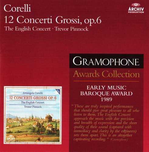 Pinnock: Corelli - 12 Concerti Grossi, Op.6 (2 CD, FLAC)