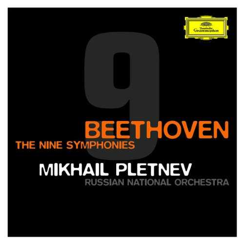 Pletnev: Beethoven - The Nine Symphonies (5 CD box set, APE)