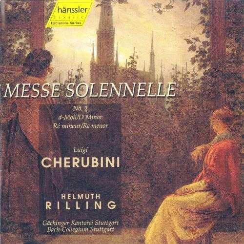 Rilling: Cherubini  - Missa Solennelle (FLAC)