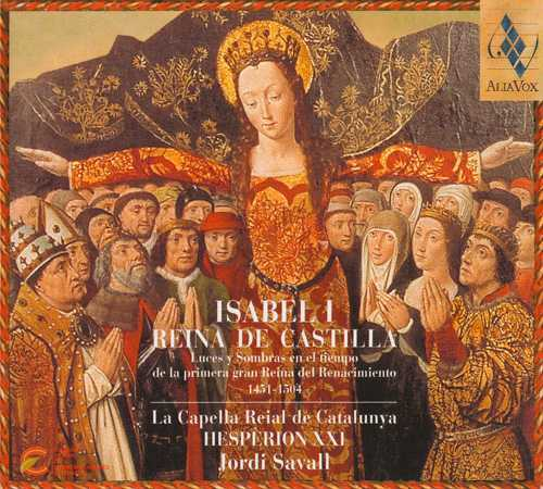 Savall: Isabel I, Reina de Castilla (FLAC)