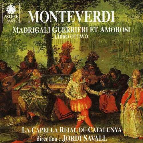 Savall: Monteverdi - Madrigali Guerrieri et Amorosi (FLAC)