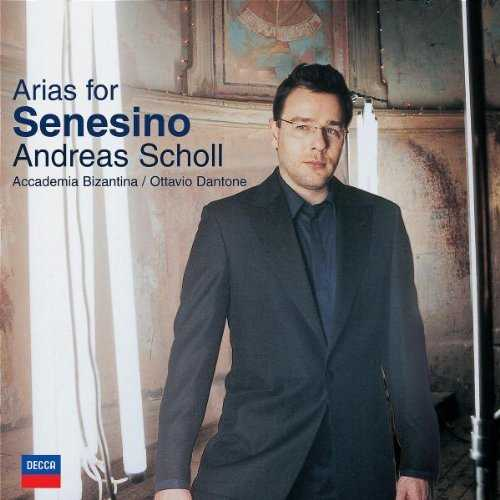 Scholl - Arias for Senesino (APE)