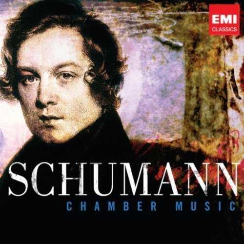Schumann - Chamber Music (5 CD box set, FLAC)