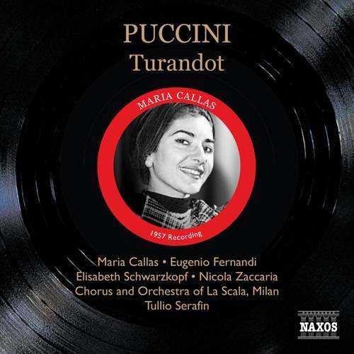 Serafin: Puccini - Turandot (2 CD, FLAC)
