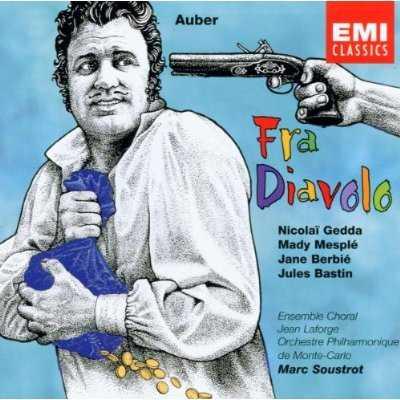 Soustrot: Auber - Fra Diavolo (2 CD, APE)