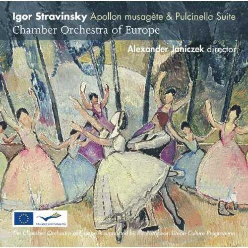 Stravinsky - Apollon Musagete & Pulcinella Suite (24/192 FLAC)