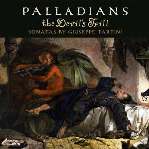 Palladians: Tartini - The Devil's Trill (24/88 FLAC)