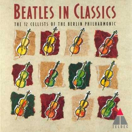 12 Cellists of the Berlin Philharmonic: Beatles in Classics (APE)