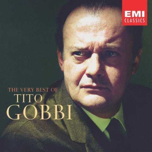 The Very Best of Tito Gobbi (2 CD, APE)
