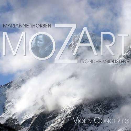 Thorsen: Mozart - Violin Concertos (192kHz / 24bit, ISO)