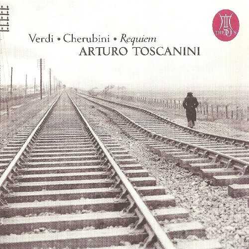 Toscanini: Verdi - Messa da Requiem, Cherubini - Requiem in c-moll (2 CD, APE)