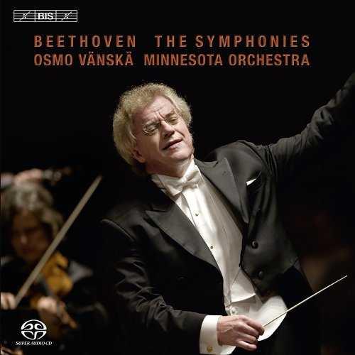Vanska: Beethoven - The Symphonies (5 CD box set, FLAC)