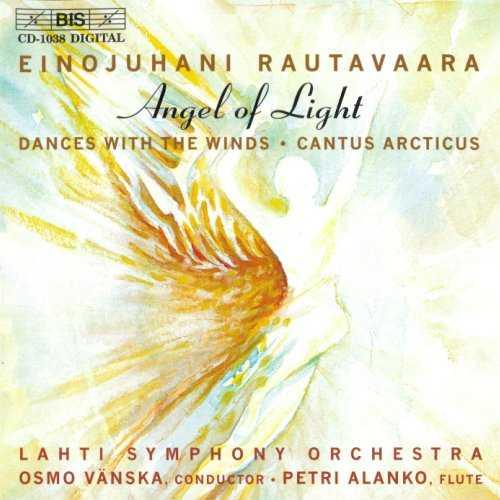 Vanska: Rautavaara - Angel of Light (FLAC)