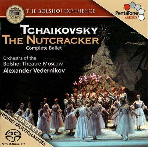 Vedernikov: Tchaikovsky - The Nutcracker (2 SACD, DFF)