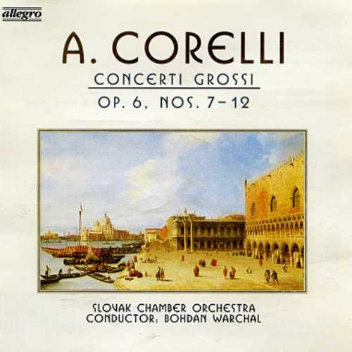 Warchal: Arcangelo – 12 Concerti Grossi op.6 (2 CD, FLAC)