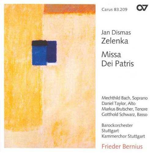 Zelenka - Missa Dei Patris (FLAC)