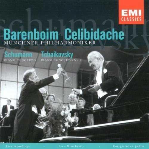 Barenboim: Tchaikovsky, Schumann - Piano Concertos (FLAC)