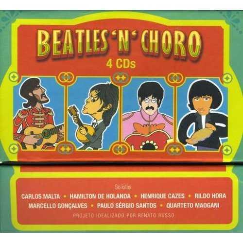 Beatles'n'Choro (4 CD, APE)