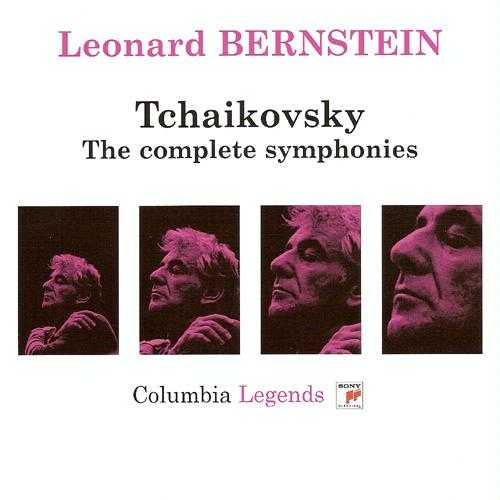 Bernstein: Tchaikovsky - The Complete Symphonies (5 CD box set, FLAC)