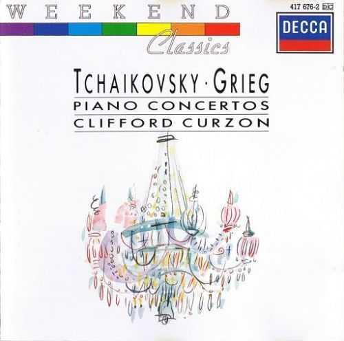 Curzon: Tchaikovsky, Grieg - Piano Concertos (FLAC)