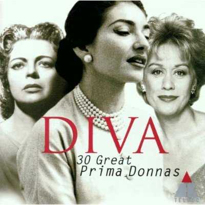 DIVA. 30 Great Prima Donnas (2 CD, WAV)
