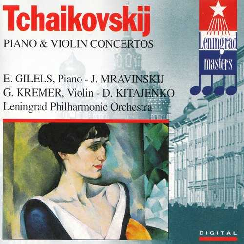Leningrad Masters: Tchaikovsky - Piano and Violin Concertos (FLAC)